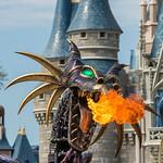 Maleficent: 2014 WWD Festival of Fantasy Parade